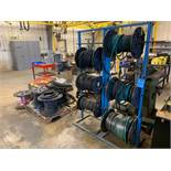 (LOT) MISCELLANEOUS HYDRAULIC AND AIR HOSE