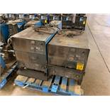 300 AMP MILLER MODEL CP-302 CV-DC WELDING POWER SOURCE; S/N KK087855 AND KK076829 **BOTH IN NEED