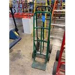 TWO-WHEEL SOLID TIRE HAND TRUCKS