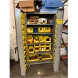 LYON TOOLING CABINET WITH MISCELLANEOUS TOOLING