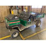 CUSHMAN MODEL 4W JUNIOR TURF GAS POWERED ALL TERRAIN DUMP BED UTILITY VEHICLE **OUT OF SERVICE**