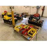 SKIDS MISCELLANEOUS ELECTRIC HARDWARE AND SUPPLIES WITH MOTORS