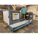 "MAZAK MODEL VTC-20C CNC VERTICAL MACHINING CENTER; S/N 135911, 20"" X 78"" TABLE, AUTOMATIC TOOL"