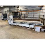 """OMAX MODEL 60120 CNC WATER JET; S/N H511846, 10'6"""" X 5'-2' CUTTING ENVELOPE, 8"""" Z-AXIS, 12' X 6-1/2'"""