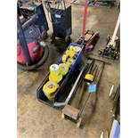 AEROSOL AND TAPE FLOOR MARKING TOOLS