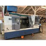 MORI-SEIKI MODEL SL-253 BDMC/1000 CNC TURNING CENTER WITH LIVE TOOLING AND SUB SPINDLE; S/N 1788 (