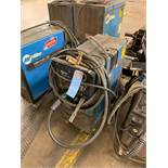200 AMP MILLER MODEL MILLERMATIC 250X WELDING POWER SOURCE WITH BUILT IN WIRE FEEDER; S/N LB166499