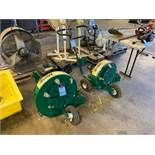 9.0 HP BETTER OUTDOOR PRODUCTS BULLET THREE-WHEEL GAS POWERED BLOWERS