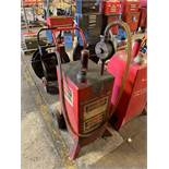 30 GALLON HANDY GC-30 DIESEL CADDY WITH HAND PUMP