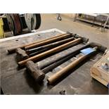 (LOT) LONG HANDLE SLEDGE HAMMERS