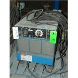 MILLER GOLD STAR 400SS WELDING POWER SOURCE WITH CABLES, S/N: KB066655