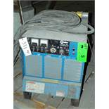 MILLER INTELLIWELD 650 WELDING POWER SOURCE WITH CABLES, S/N: KB007661
