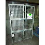 (6) SECTION STORAGE CAGE (PLT NS-3GG)