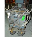 MILLER GOLD STAR 400SS WELDING POWER SOURCE WITH CABLES, S/N: N/A