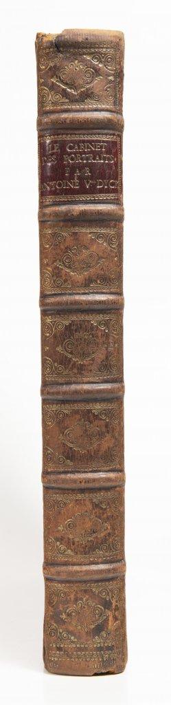 ANTHONIS VAN DYCK 1599 - 1641: LE CABINET DES PLUS BEAUX PORTRAITS DE PLUSIEURS PRINCES ET - Image 9 of 9