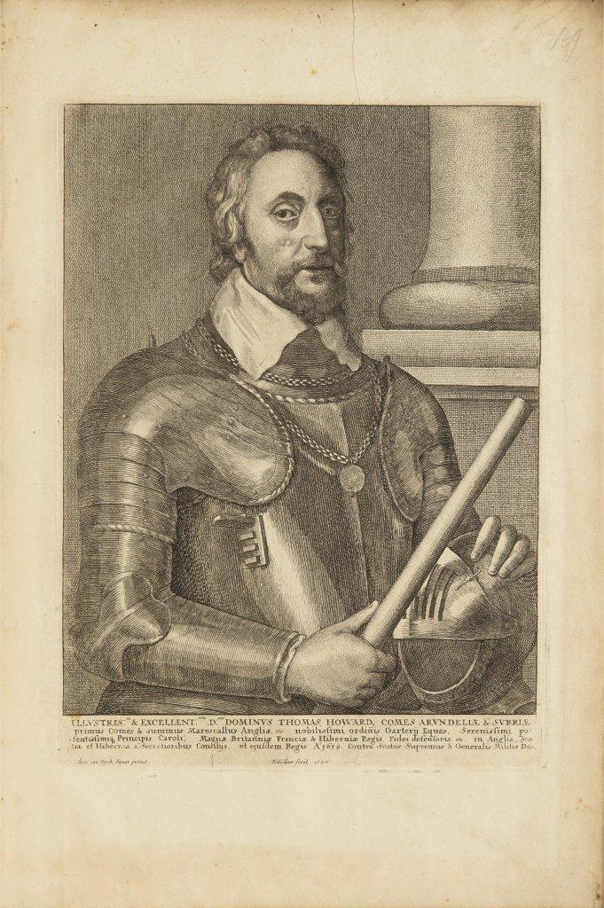 ANTHONIS VAN DYCK 1599 - 1641: LE CABINET DES PLUS BEAUX PORTRAITS DE PLUSIEURS PRINCES ET - Image 6 of 9