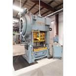 "150 TON MINSTER MODEL P2-150-48 SSDC PRESS; S/N 19317, 48"" X 40"" BOLSTER, 50 - 100 SPM, 4"" STROKE,"