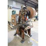 "25 TON ROUSELLE MODEL 3E OBI PRESS; S/N P30543, 4"" STROKE, 135 SPM"