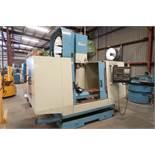 """JOHNFORD MODEL SV-45H CNC VERTICAL MACHINING CENTER; S/N VU8020, FANUC 18M CONTROL, 20"""" X 48"""", 50"""