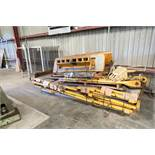 (LOT) SAFETY BARRIERS FOR 300 TON VERSON PRESSES