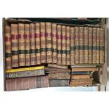 "Fine bindings including ""Gibbons Roman Empire"", ""Goldsmith Animated Nature"" and other volumes (1"