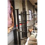 Cantilever stock rack