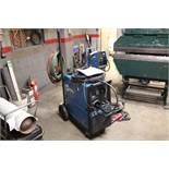 Miller Millermatic 210 welder & accessories W/ Spoolmatic 3035 Spool Gun Stock No.907046, 1PH, 5.45K
