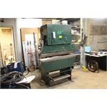 """Dries & Krump Mechanical Press Brake, 48"""" Die, 31"""" between post 1HP/230/460 3PH"""