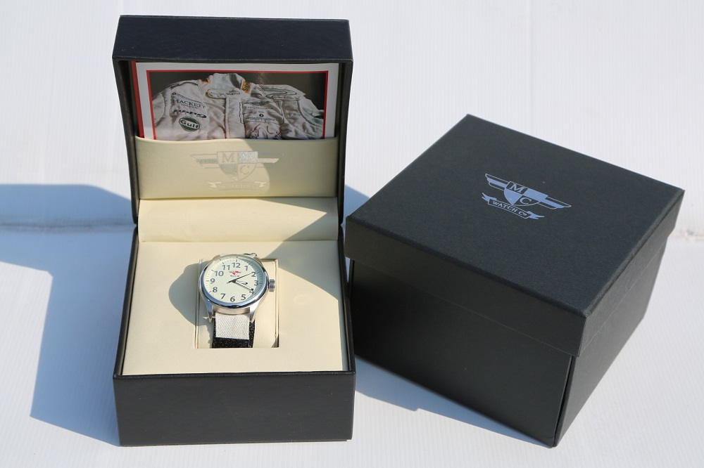 Lot 4 - Limited Edition Aston Martin Watch (Gents)