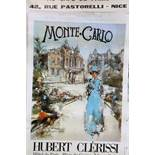 Monte Carlo: Collection of 7 Posters depicting Monaco Life