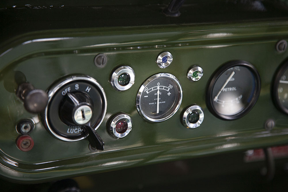 Lot 63 - 1950 Land Rover Series 1 RHD - Fully restored and superb