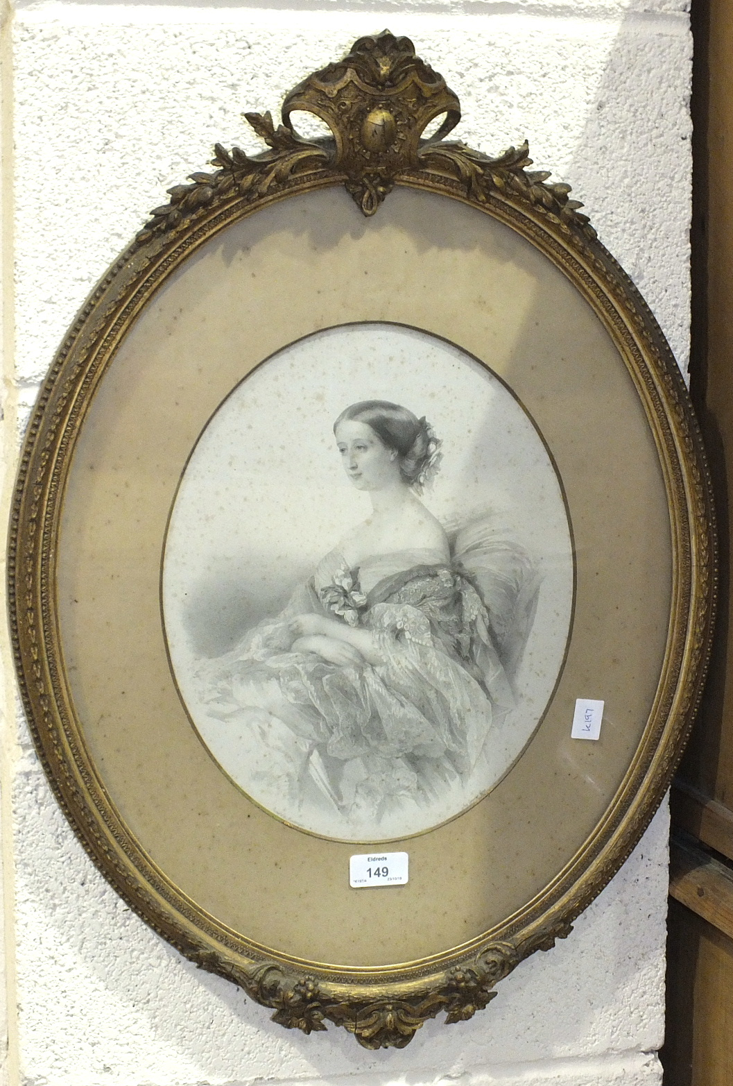 Lot 149 - Various engravings, pictures and prints.
