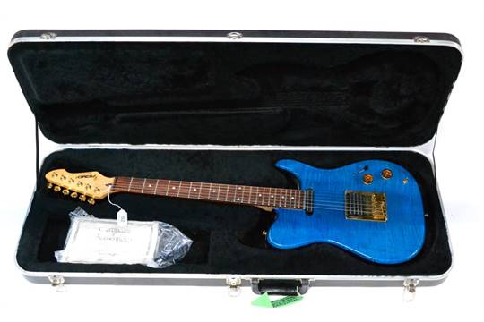 peavey guitar serial number search
