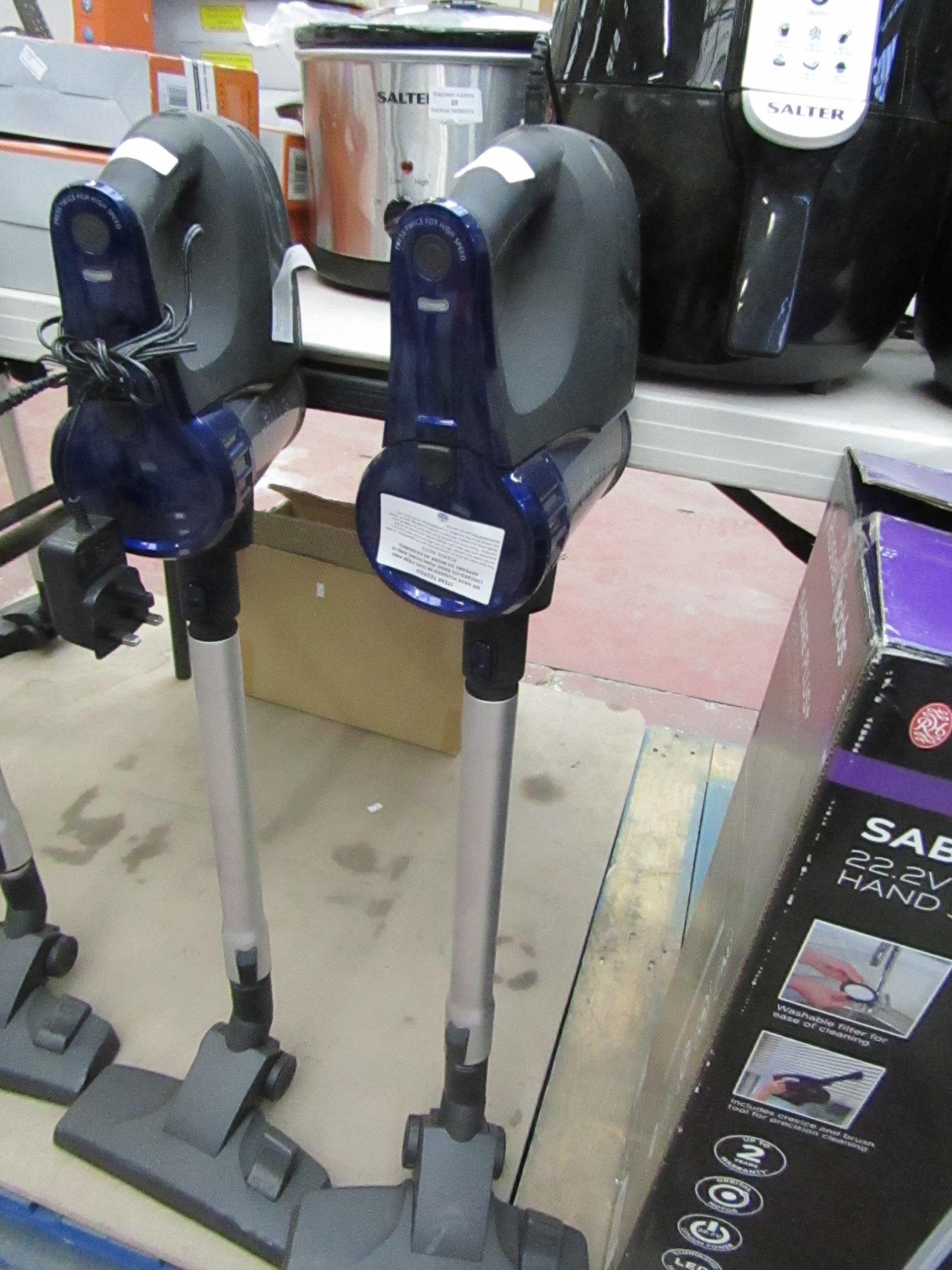 Lot 39 - Beldray cordless quick vac lite, tested working.