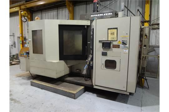 HITACHI SIEKI MODEL HG-630 HORIZONTAL MACHINING CENTER