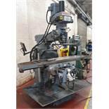 Pinnacle (Excel) PPTM 6VS Heavy Duty Turret Mill