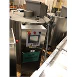 Savage 1250-lb Stainless Steel Chocolate Melter - model 0974-36, with PLC touchscreen controls -