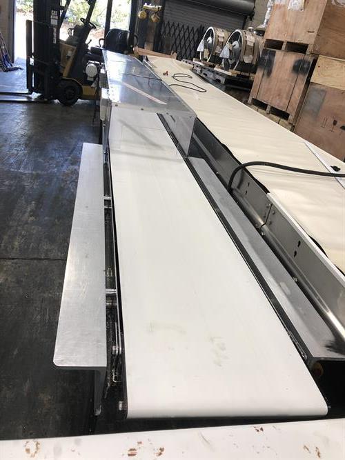 "Dorner 16"" wide x 20-ft Long Stainless Steel Conveyor - Image 5 of 6"