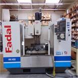 (2004) Fadal mod. VMC 4020HT, CNC Vertical Machining Center w/ Fadal Multi Processor CNC Controls,