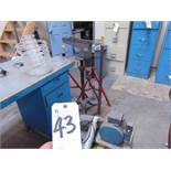 Hyde & Kuert Gas Air Ribbon Burner, 16'' w/ 24'' Spare Head & Rotron Blower