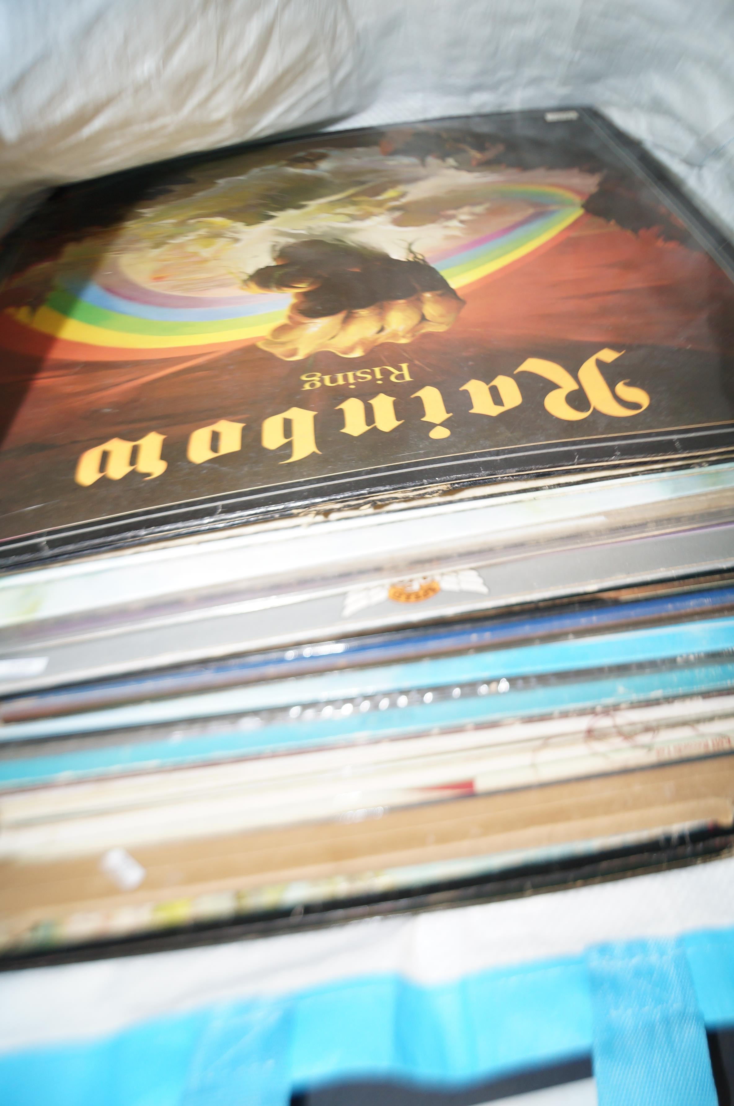Lot 23 - Bag of LP's