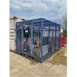 STEEL LOCKOUT CAGE