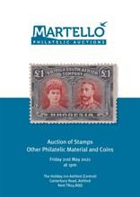 Martello Philatelic Auctions