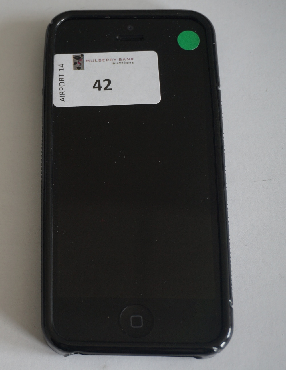apple iphone 5 32gb model a1429 imei 013410004092629. Black Bedroom Furniture Sets. Home Design Ideas