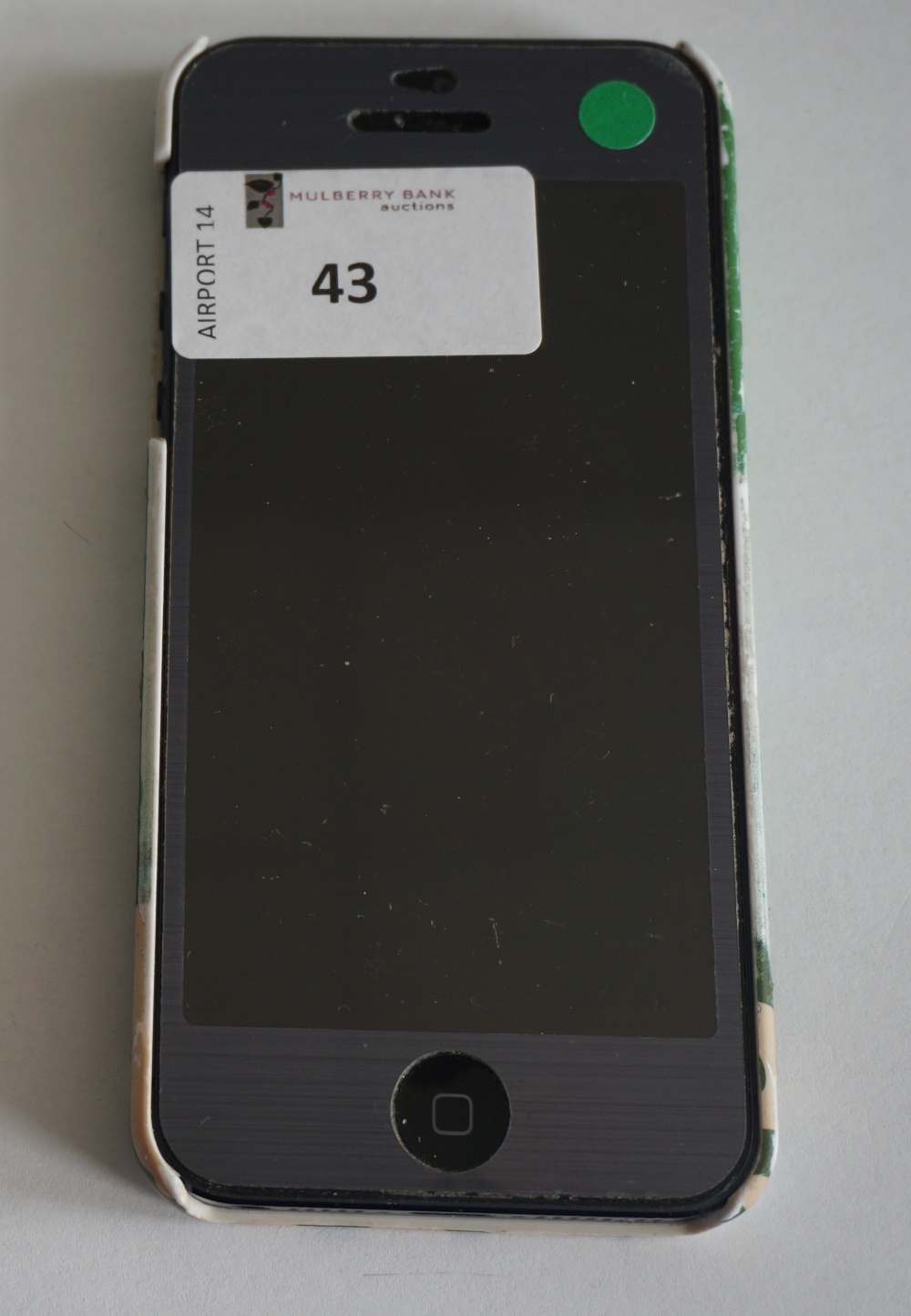 apple iphone 5 64gb model a1429 imei 013729002952827. Black Bedroom Furniture Sets. Home Design Ideas