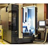 DMG MORI (2015) (INSTALLED NEW IN 2017) DMU 65 MONOBLOCK, 5 AXIS CNC VERTICAL MACHINING CENTER
