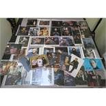 Collection of signed photos from Sci-fi TV series including Red Dwarf, The Walking Dead, Space 1999,