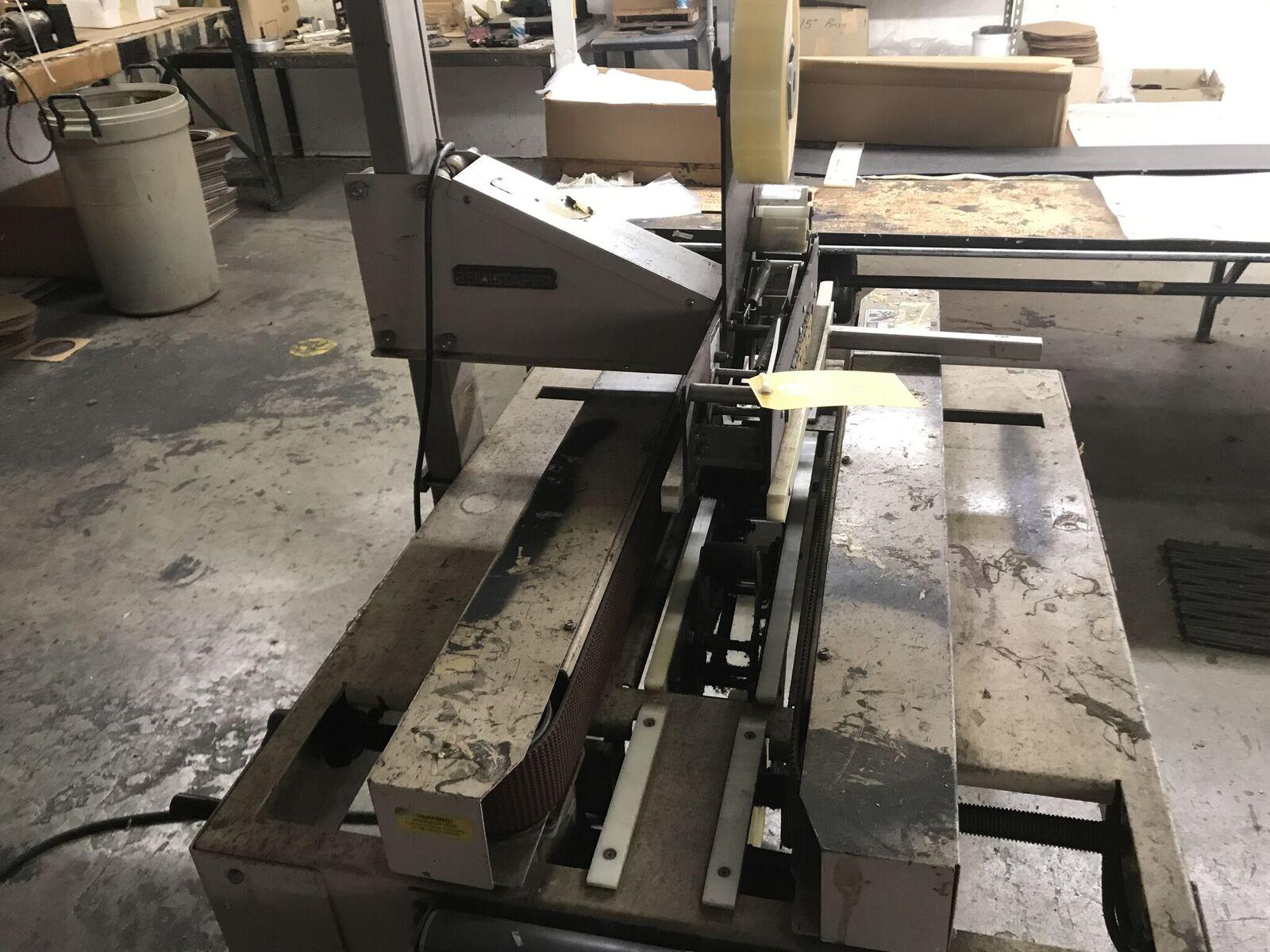 Lot 71 - Bemistaper, Automatic Box Taping Machine