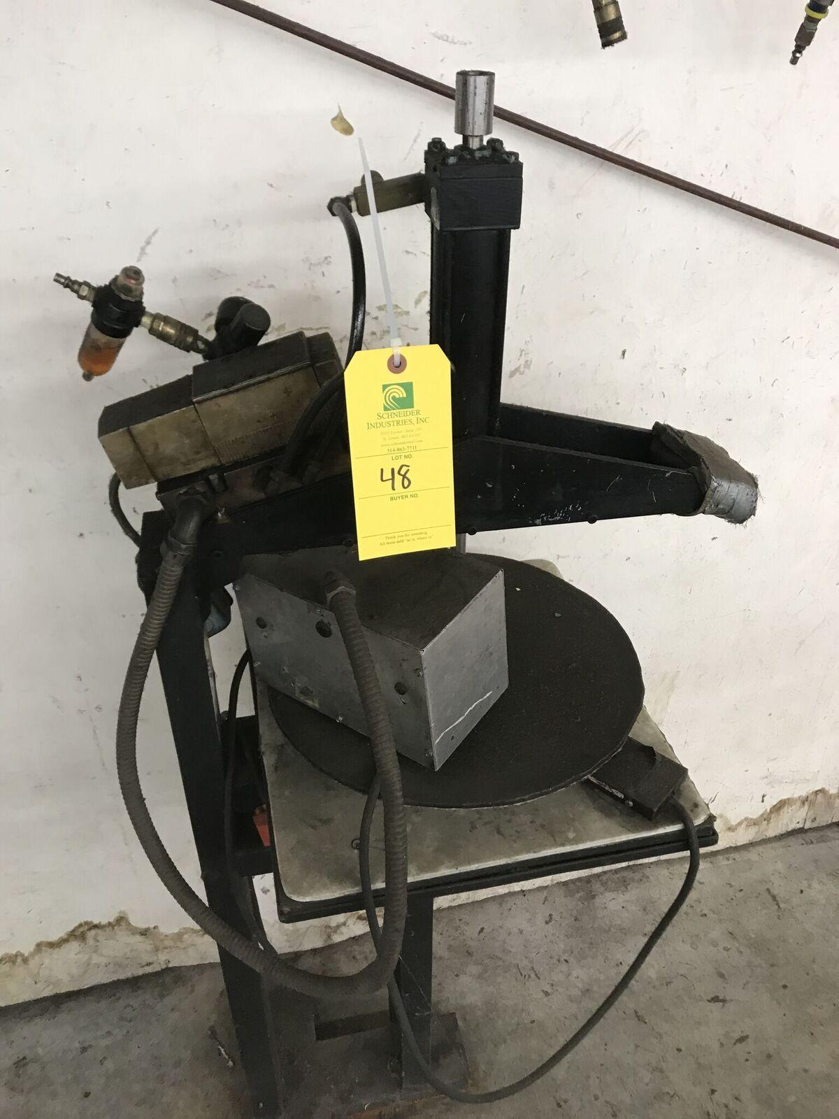 Ross Equipment Gasket Press