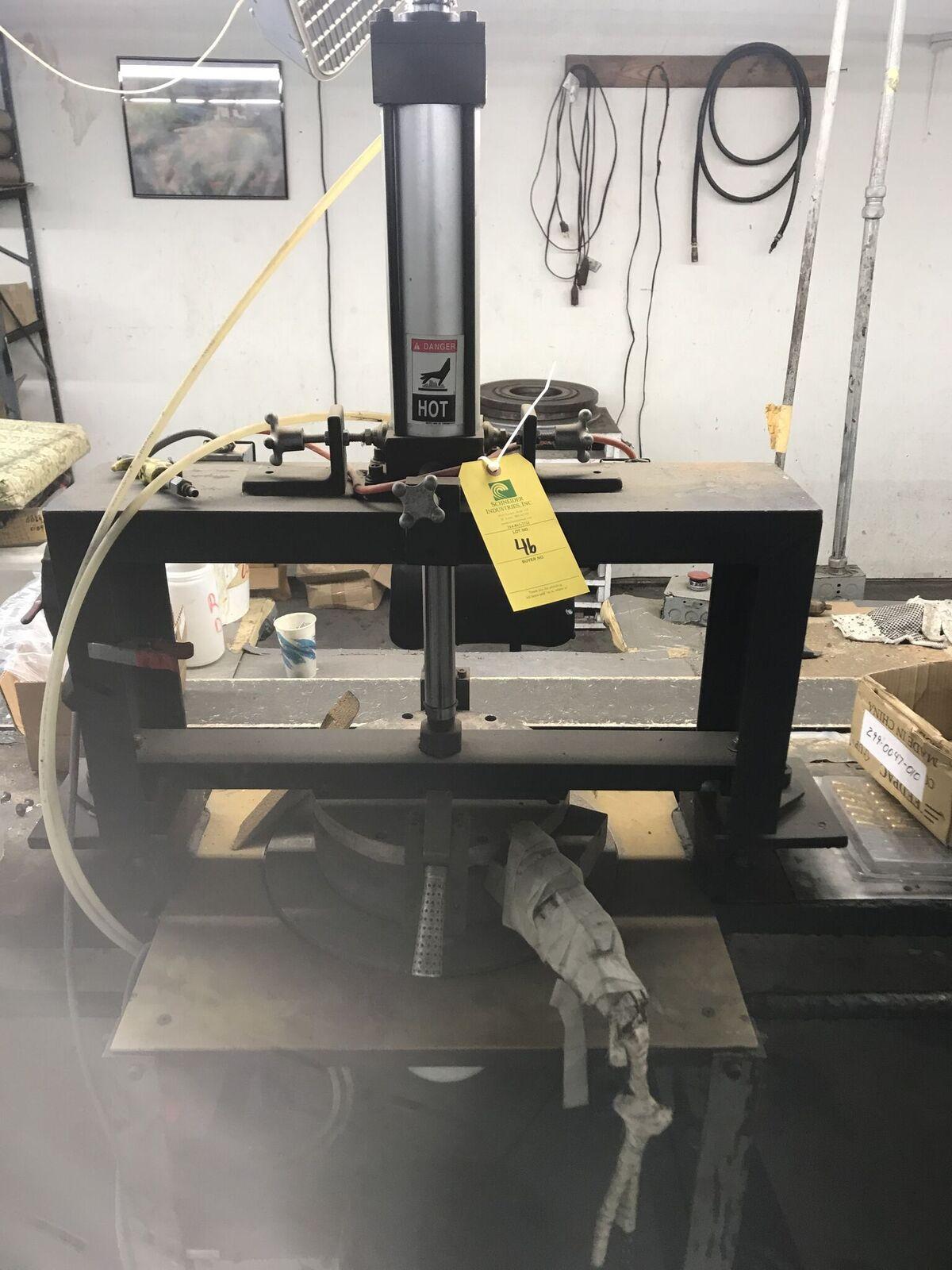 Cone Press, Heated